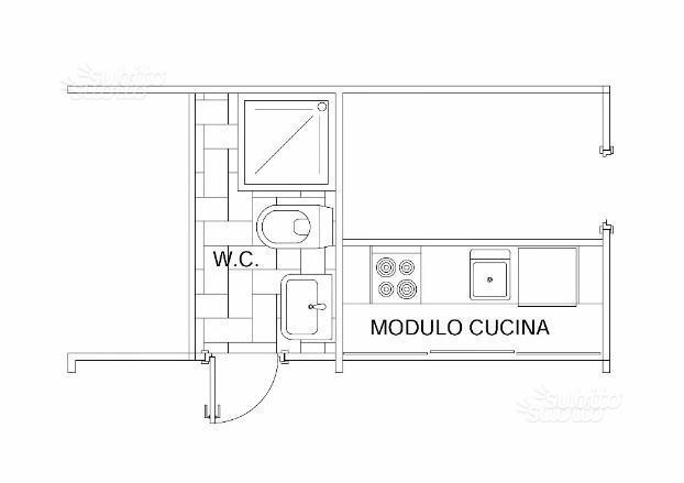 Piazzola attrezzata Follonica (GR)