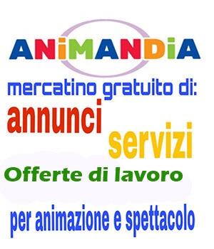 Animandia: sito di annunci e inserzioni sull'animazione.