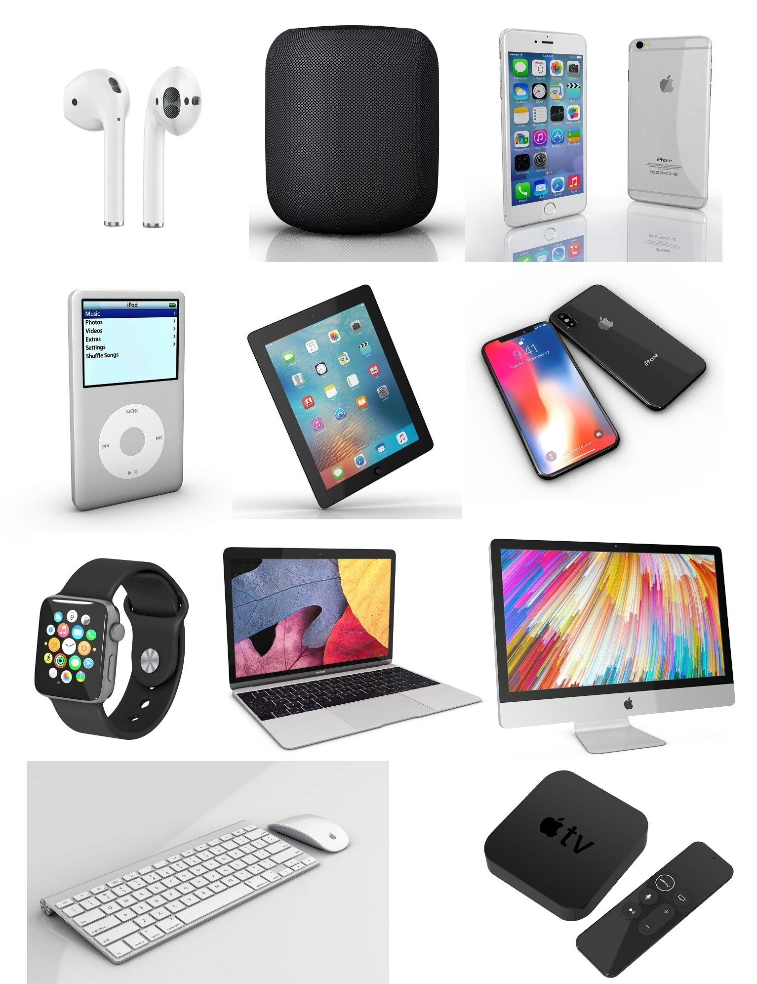 Ultimi Apple Macbook Apple iPhone Apple iPad e iWatch prezzo all'ingrosso
