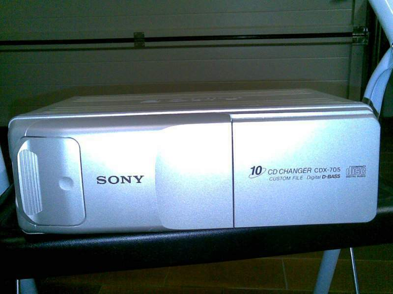 Caricatore Sony