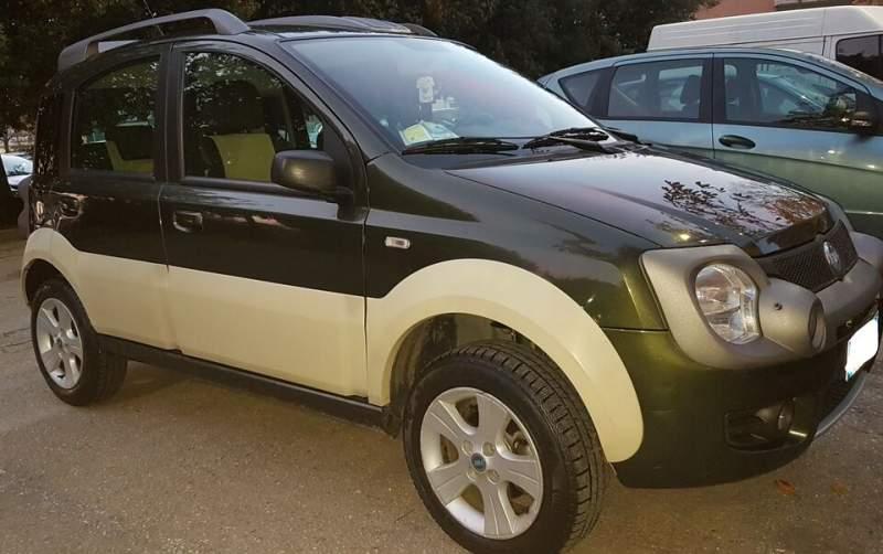Fiat Panda Cross 4x4 1300 Multijet Diesel