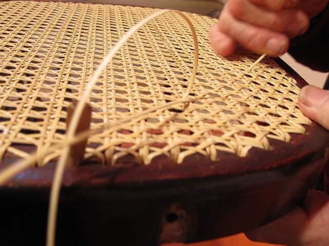 Impagliatura sedie paglia di vienna