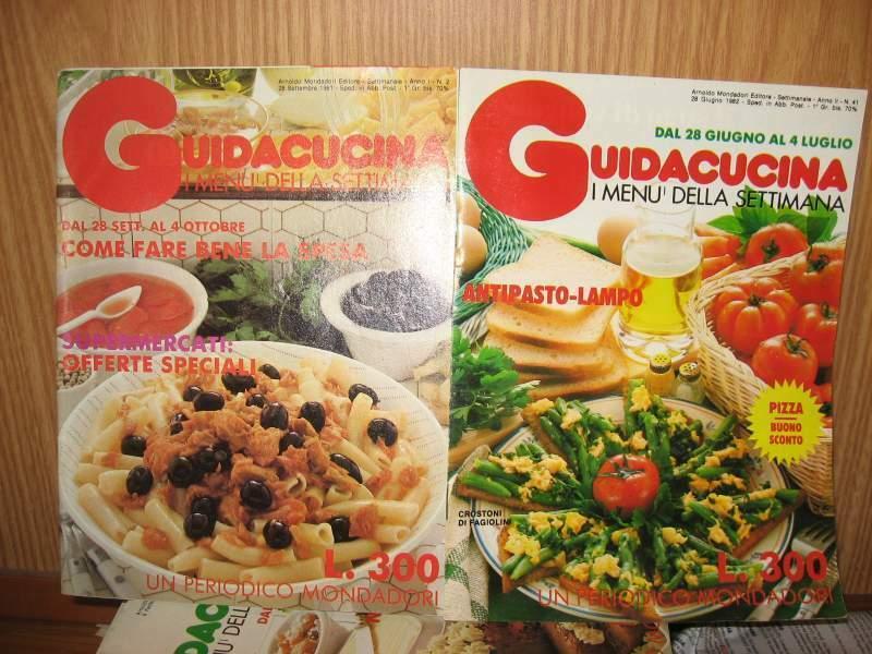 30 riviste cucina