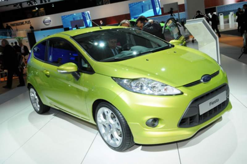 Ford fiesta tdci 1.4 titanium