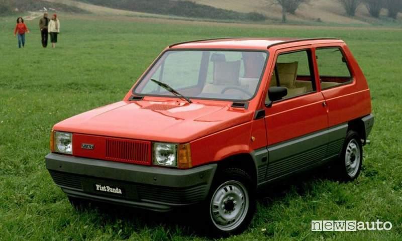 Fiat panda 30 d'epoca