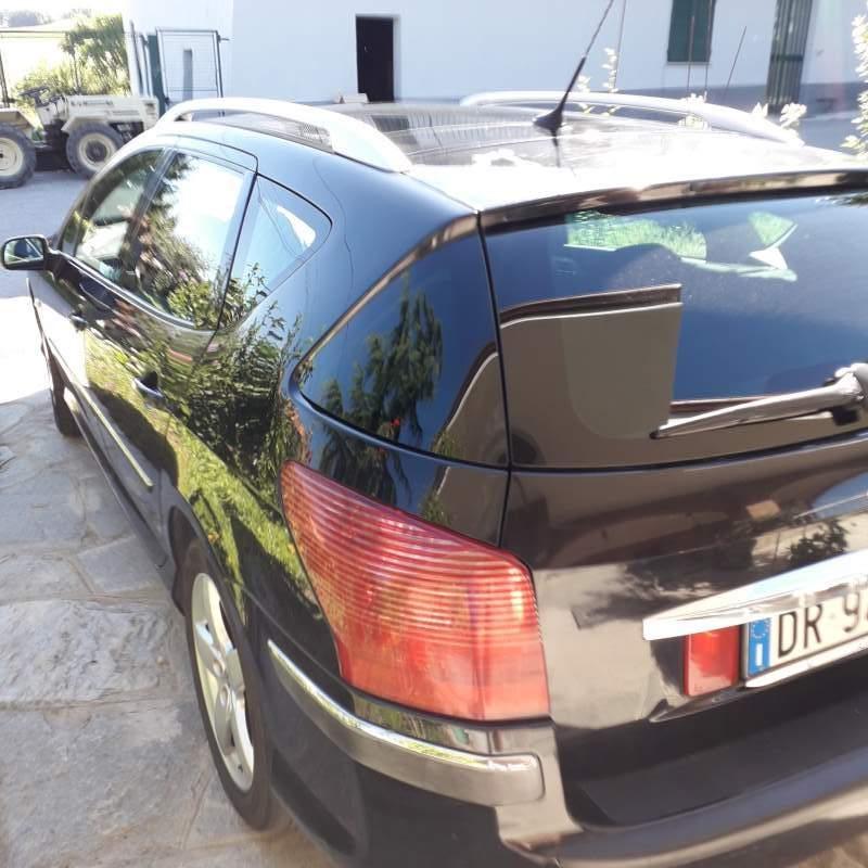 Peugeot 407 SW vendesi