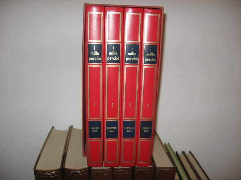 Enciclopedia per bimbi i mille perche vintage