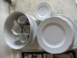 Servizio piatti e tazzine