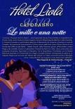 """Pacchetto Romantico """"Mille e una Notte"""""""