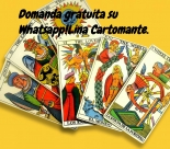 Lina Cartomante offre domanda gratuita su contatto WhatsApp