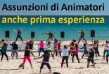 Assunzioni di giovani per lavorare in animazione turistica