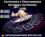 CARTOMANZIA GERMANIA CONSULTO PROFESSIONALE