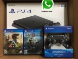 Console PS4 1TB + 2dualshock Nintendo Switch