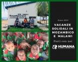 Parti con HUMANA, l'Africa ti aspetta!