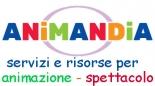 Animandia propone: materiale per animazione,articoli per feste,spettacoli