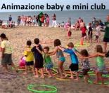 educatori, ass.infanzia, Animatori per bambini in strutture turistiche