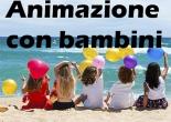 Assunzioni di animatori per bambini  in lingua tedesca e capo animatori