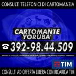 Yoruba...il Cartomante Sensitivo