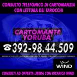 Consulti ad offerta libera - Cartomante Yorubà