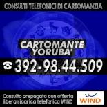 Tarocchi al telefono e Lettura carte a basso costo - Yoruba' Cartomante