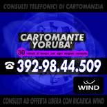 CARTOMANTE YORUBA': Lettura dei tarocchi al telefono