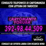 ★CONSULTI A OFFERTA LIBERA★CARTOMANTE YORUBA'★