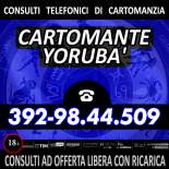 Rivolgiti al CARTOMANTE YORUBA': da oltre 25 anni svolge consulti di Cartomanzia con i Tarocchi