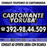 Consulti professionali a basso costo: il Cartomante YORUBA'